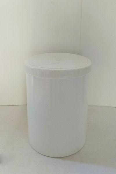Пластиковая урна для праха